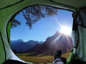campings tips