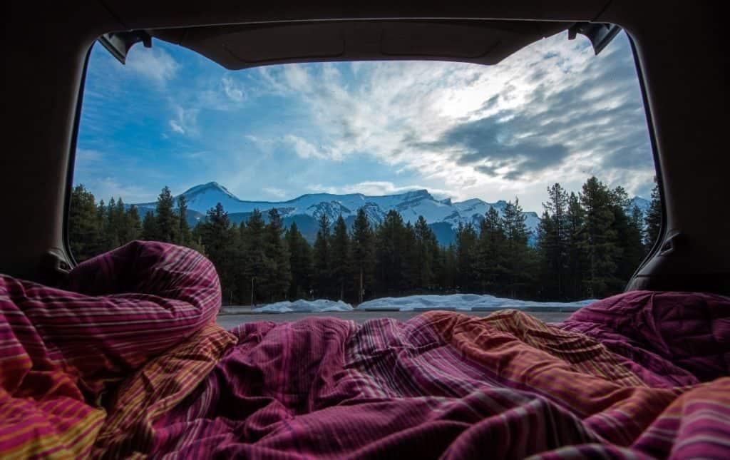 best camping heated blanket