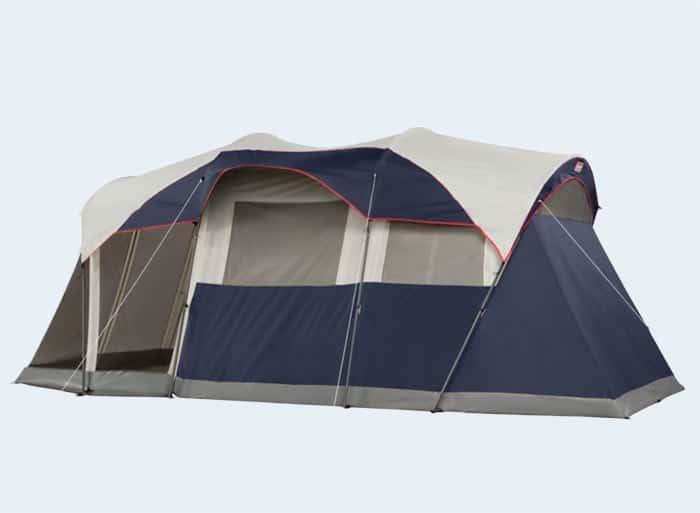 Coleman Elite WeatherMaster Camping Tent