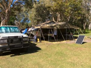 What is Boondocking