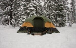 best tent heater for winter camping