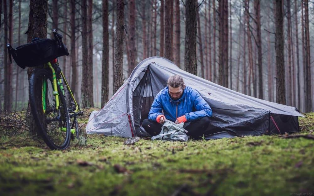 tent waterproofing