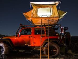 Smittybilt Roof Top Tent Review